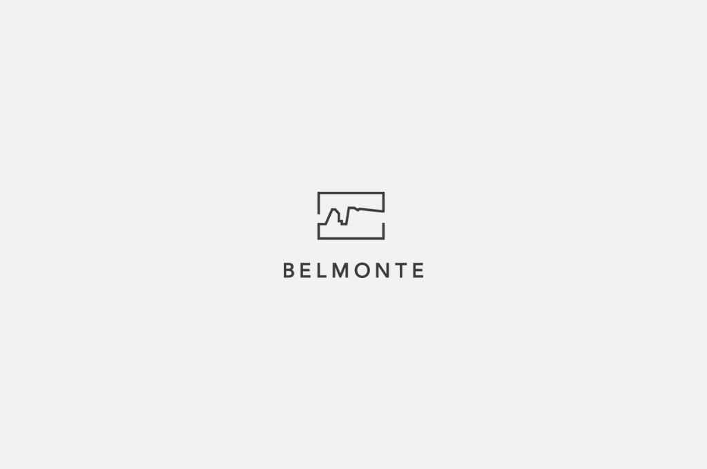 Das Logo von Belmonte Residence am Ritten in Südtirol