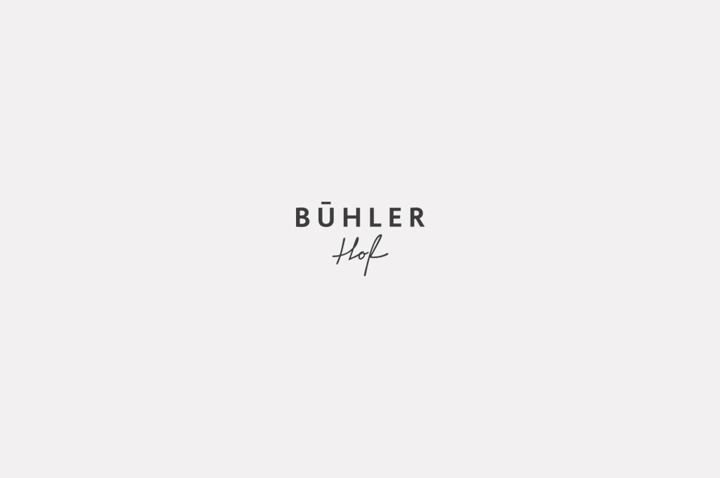 Der Bühlerhof am Ritten mit neuem Logo