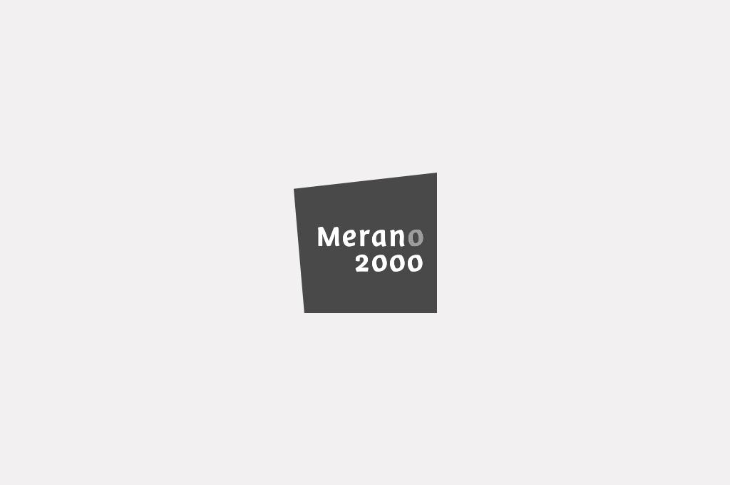 Redesign des Logos der Bergbahnen Meran 2000