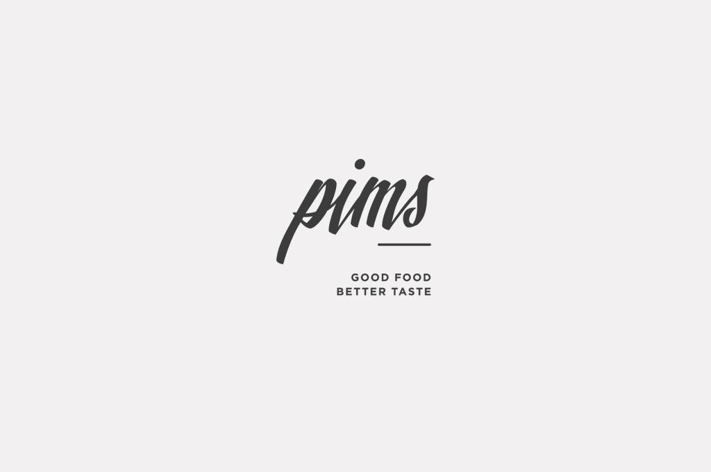 Logo des Restaurant PIMS in der Altstadt von Bozen