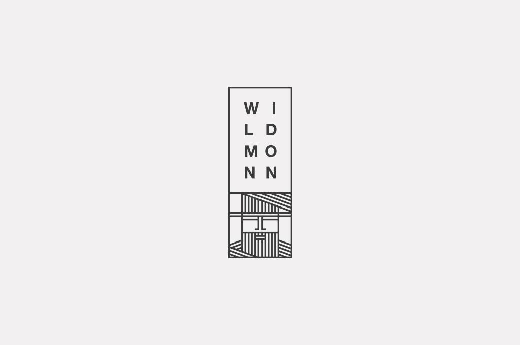 Das Logo für Wildmonn, Weinproduzenten im Unterland